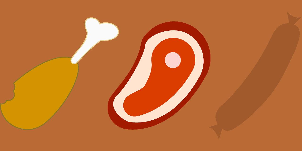 סוגי בשר