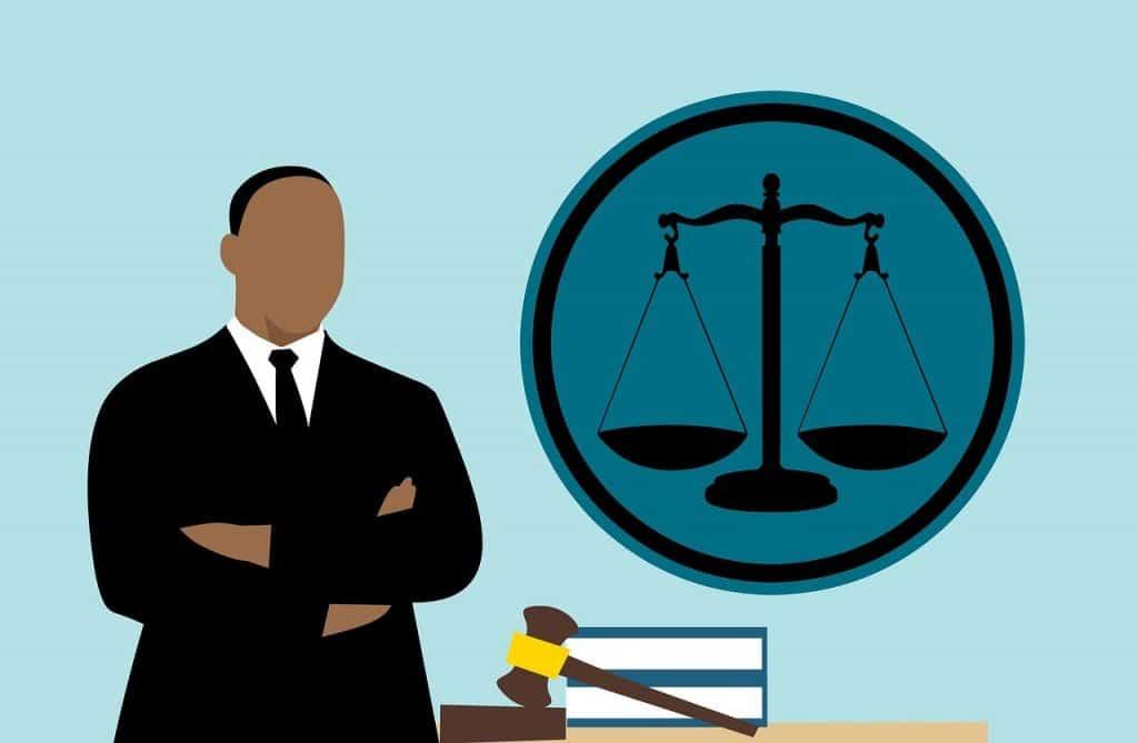 עורך דין, פטיש וספר