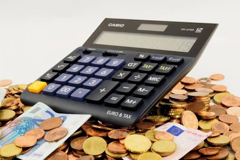 מחשבון על מטבעות ושטרות