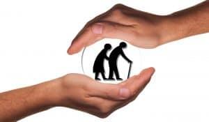 זוג מבוגרים