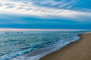 תמונה של חוף ים