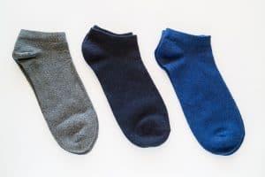 סוגים שונים של גרביים
