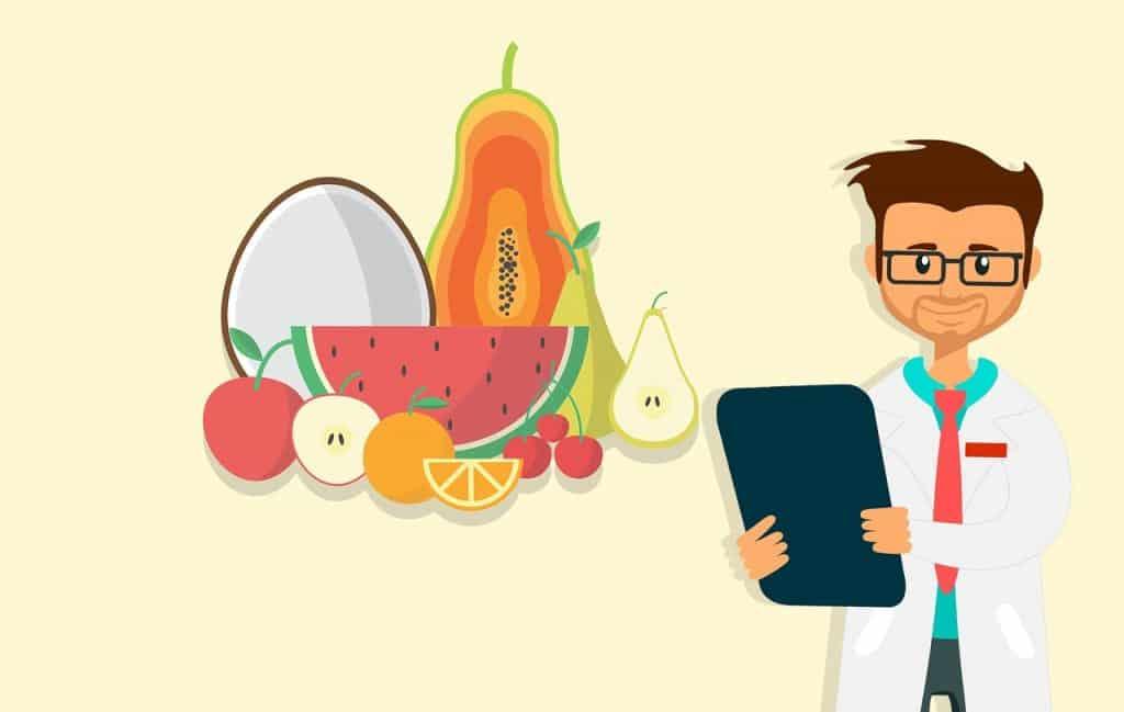 רופא ואוכל