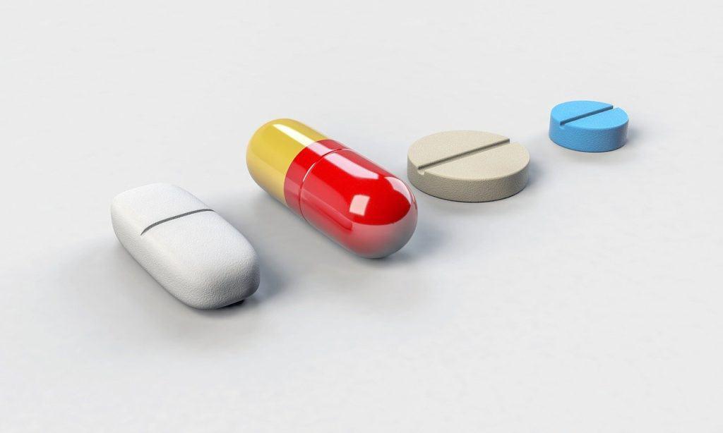 סוגים שונים של תרופות